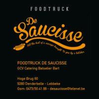 De Saucisse foodtruck