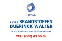 Brandstoffen Duerinck Walter