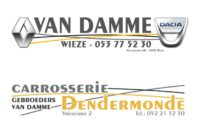 garage Gebr. Van Damme
