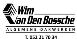 Van den Bossche Wim bvba – dakwerken