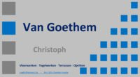 Van Goethem Christophe