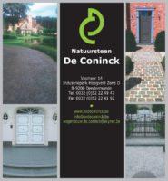 Wegenbouw De Coninck