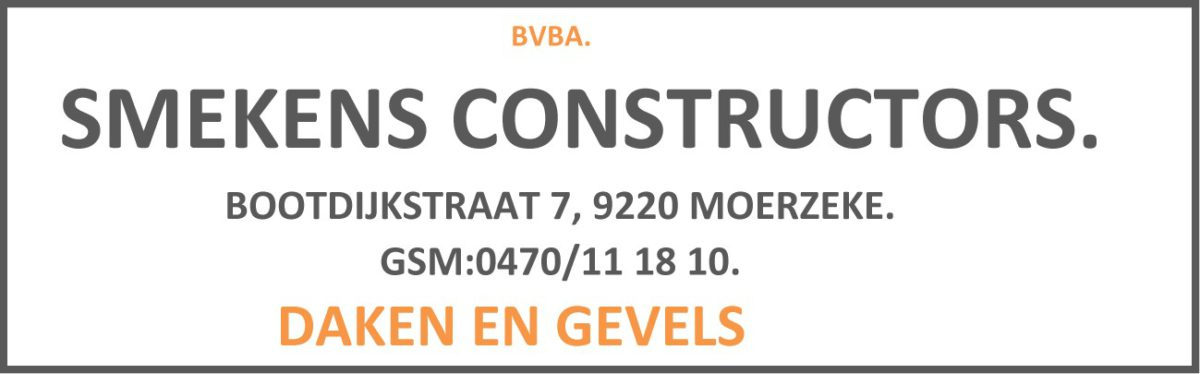Smekens Constructors