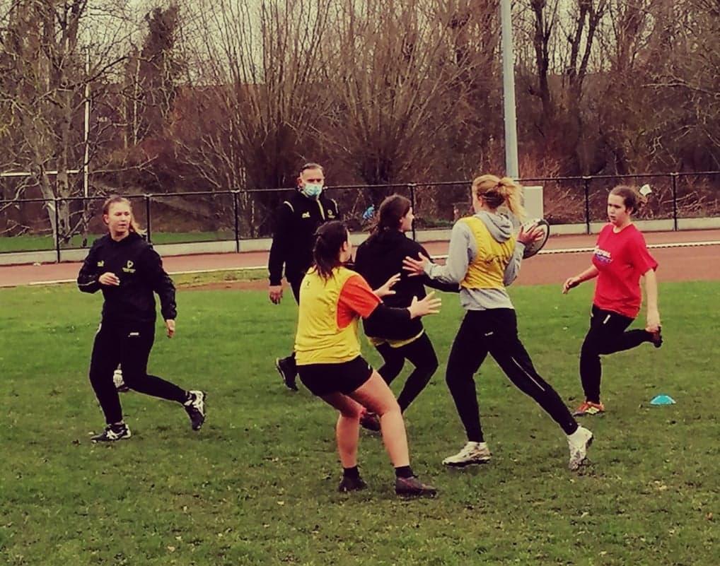 U15 en U18 damesteams zijn TOP!