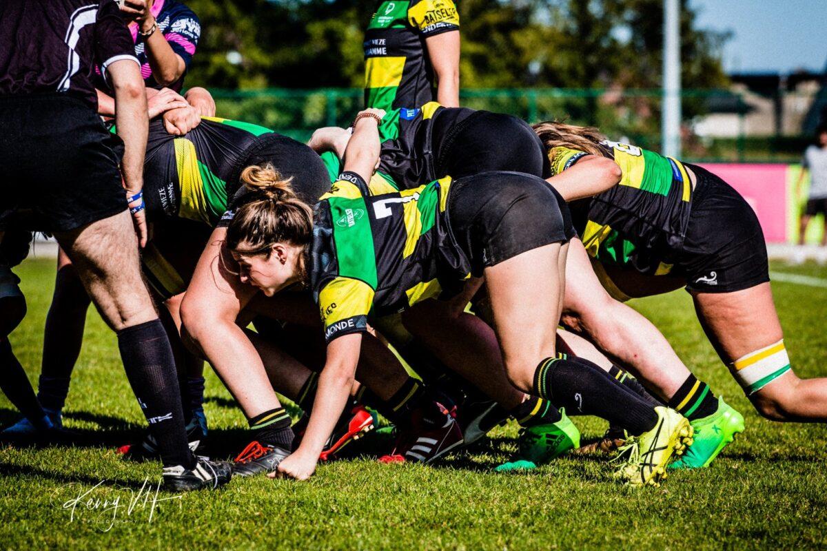 Start nieuw rugbyseizoen