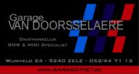 Garage Van Doorsselaere