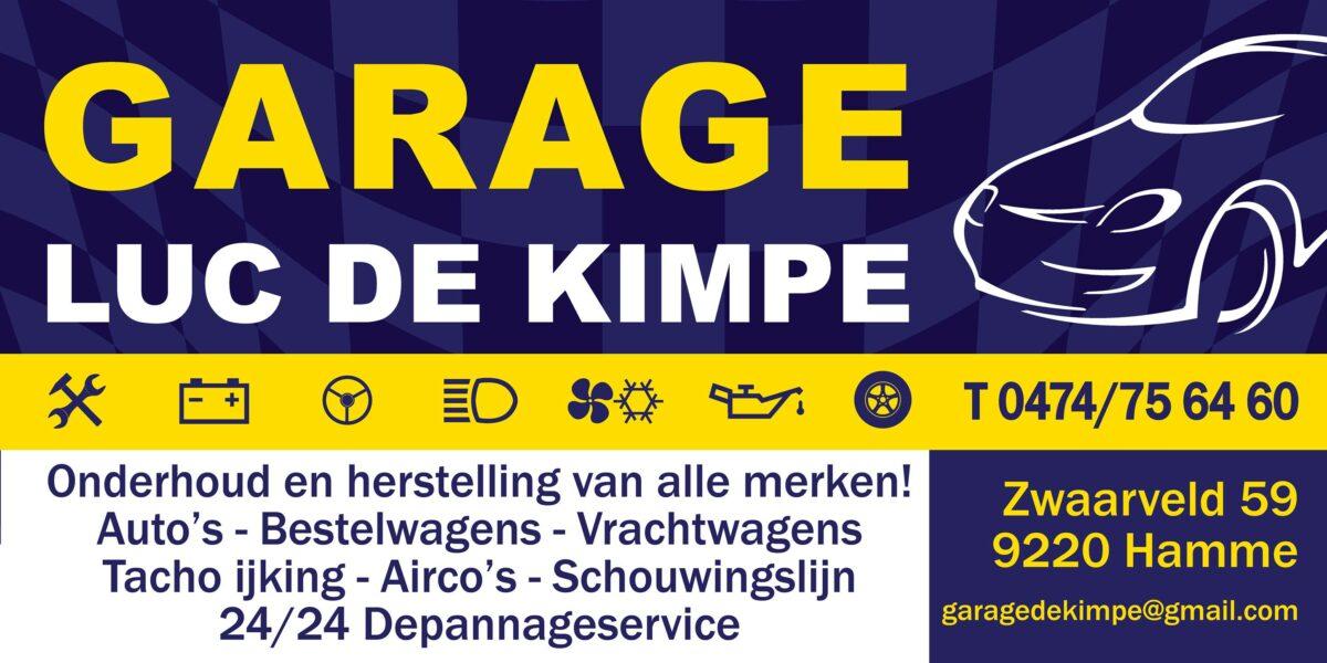 Garage De Kimpe